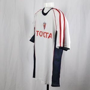 a3cd0ff14 Toyota Shirts - Toyota Atlante F.C. Champion Soccer Team Jersey L